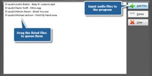 Merge Audio Files